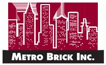Metro Brick Inc. Logo